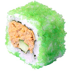 Foto Spicy tuna mousse