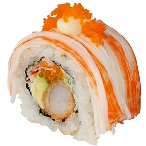Foto White dragon roll